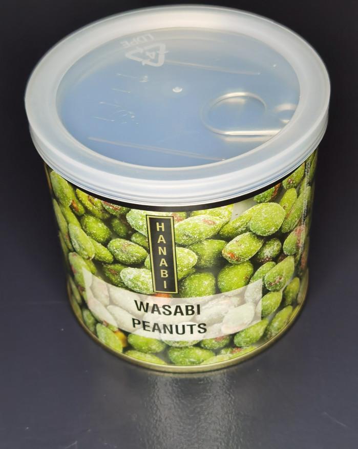 CACAHUETES AU WASABI