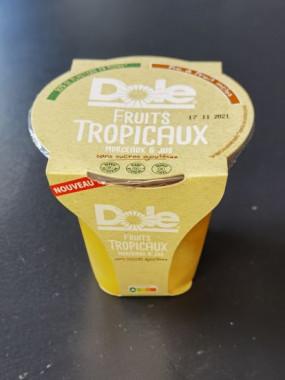 FRUITS TROPICAUX DOLE